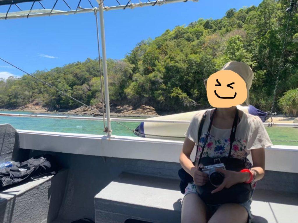 サピ島服装
